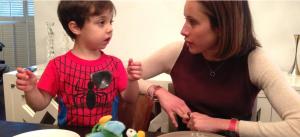 Spiderman & Katie